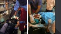 El-Celzun Mülteci Kampı Girişindeki Çatışmalarda 19 Filistinli Yaralandı