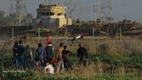 Siyonist Askerlerce Açılan Ateş Sonucu 20 Filistinli Yaralandı