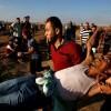 Dönüş hakkı yürüyüşlerinin 32. Cumasında onlarca Filistinli yaralandı