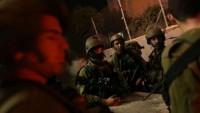 Siyonist İşgal Güçleri Batı Yaka'da Yine Baskınlar Düzenledi