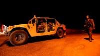 İşgal Güçleri Batı Yaka'da Birçok Eve Baskın Düzenleyerek Arama Yaptı