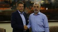 Kızılhaç Komitesi Başkanı: Batı Yaka ve Gazze'de Gördüklerim Şoke Etti