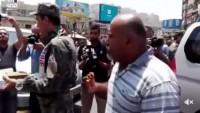 Filistinliler Mescid-i Aksa girişindeki demir bariyerlerin kaldırılışını kutladı