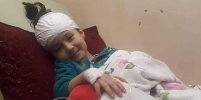 Kanser Hastası Filistinli Çocuk İsrail Zulmü Altında Son Nefesini Vererek Şehid Oldu