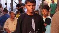 Siyonist İsrail askerlerinin yaraladığı bir Filistinli çocuk daha şehit oldu