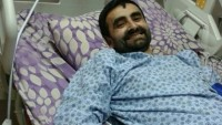 Filistinli Hasta Esir Bessam Es-Sayih Konuşmaktan Kesildi