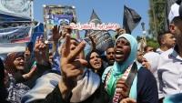 Filistinli Gruplar Esirlerin Açlık Greviyle Kazandıkları Zaferi Kutladı