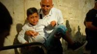 İşgal Güçleri Mescid-i Aksa Yakınlarında Namaz Kılanlara Saldırdı: 9 Yaralı
