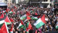 Dünya Kudüs Gününde Filistinliler Sokaklara Dökülerek İşgalci Askerlerle Çatıştı