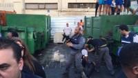 Bıçaklı Eylemle 2 Siyonisti Yaralayan Filistinli Şehid Oldu