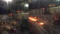 Kudüs'te Dün Yaşanan Çatışmalarda 40 Filistinli Yaralandı