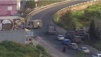 El-Arrub Kampı'ndaki Çatışmalarda Filistinli 5 Genç ve Bir İsrail Askeri Yaralandı