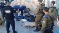 El-Halil'de Feda Eylemi: Bir İşgal Askeri Yaralanırken, Eylemci Genç Şehit Oldu