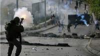 Kudüs'te Dün 4 Noktada Yaşanan Çatışmalarda 43 Filistinli Yaralandı