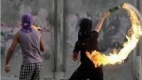 Filistinli Gençler Batı Yaka'da Siyonist Askeri Noktaya Saldırdı