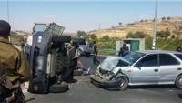 El-Halil'de Gerçekleştirilen Eylemde 3 İşgal Askeri Yaralandı