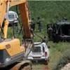 Siyonist İsrail Güçleri El-Halil ve Selfit'te Tarım Arazilerini Tahrip Etti