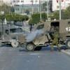 İşgal Güçleri El-Halil'de Ateş Açtıkları Aracın Sürücüsünü Gözaltına Aldı