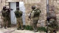 Siyonist İşgal Güçleri Batı Yaka ve Kudüs'te Birçok Genci Gözaltına Aldı