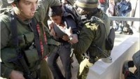 İşgal Güçleri Geçen Hafta 102 Filistinliyi Tutukladı