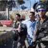 Siyonist İsrail Güçleri Nablus ve Kudüs'te Filistinli 8 Genci Tutukladı