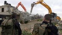İşgal Güçleri Bu Sabah Kudüs'te Filistinlilere Ait İki Evi Yıktı