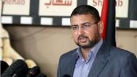 Hamas: Fetih'in Gazze Limanına Karşı Çıkması Ablukaya Ortak Olduğuna Delildir