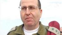 """Yaalon: """"Güvenlik Koordinasyonu Olmazsa Filistin Yönetimi Yaşayamaz"""""""