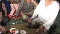 Fransız Akademisyen El-Han El-Ahmer Köyündeki Eylem Çadırına Döndü 