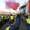 Fransa'da sarı yelekliler ülke genelinde gösteriler düzenledi