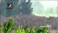 Video – Fua ve Kefraya beldelerindeki çatışmalarda imha edilen tank ve zırhlı aracın Görüntüleri