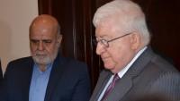 Irak Cumhurbaşkanı Fuad Masum: Irak hükümeti İran'ın yardımlarını unutmaz
