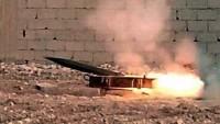 IŞİD teröristleri Suriye'nin Mahram köyüne füzelerle saldırdı