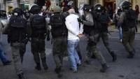 İşgalci İsrail askerleri 20 Filistinliyi gözaltına aldı