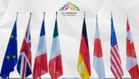 G7 Zirvesi Almanya'da başladı