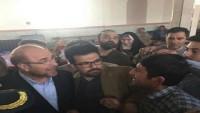 Galibaf: İran halkı sahnede varlığını sürdürmektedir