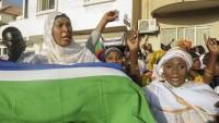 Gambiya'da sular durulmuyor