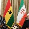 Gana cumhurbaşkanı: İran her zaman mazlum Afrika halklarının yanında yer aldı