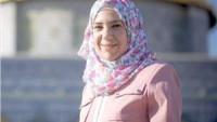 Siyonist İşgal Güçleri Filistinli Kadın Gazeteciye Silah Doğrulttu