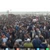 Gazze'de Büyük Dönüş Yürüyüşü Faaliyetlerine İşgal Güçlerinden Müdahale: 18 Yaralı