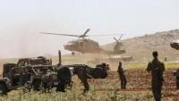 Siyonist İsrail Ordusu Gazze Şeridi Sınırında Yeni Bir Tatbikata Daha Başladı