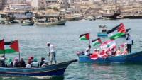 Siyonist İsrail Rejimi Özgürlük 2 Gemisindeki 7 Kişiyi Serbest Bıraktı