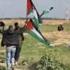 Siyonist İsrail askerleri Filistinli genci gerçek mermiyle yaraladı