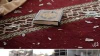 Siyonist İsrail Uçakları Gazze'de Bir Camiyi Bombaladı: 2 Çocuk Şehid Oldu, 16 Sivil'de Yaralandı