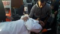 Gazze Sınırında İşgalcilerle Yaşanan Çatışmalarda 55 Gazzeli Yaralandı