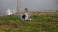 Siyonist İsrail Rejimine Ait İHA'lar Gazze Şeridi'ne Hava Saldırısı Düzenledi