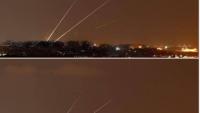 Gazzeli Mücahidler Siyonist İsrail'in Negab, Eşkul Ve Askalan Kasabalarını 25 Adet Grad Füzesiyle Vurdu