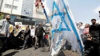 İran İslam Cumhuriyetinin Devrimci Halkı Filistin Halkıyla Dayanışma Göstermek İçin Sokaklara Çıktı