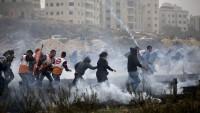Siyonist İsrail'den Gazze'deki Gösterilere Saldırı: 10 Filistinli Yaralı