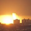 Siyonist İsrail Savaş Uçakları Hanyunus Ve Refah Kentlerini Bombaladı: 2 Yaralı